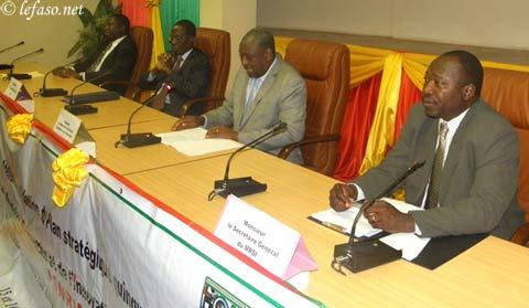 Financement de la recherche scientifique et technologique au Burkina: Vers l'adoption d'un plan stratégique