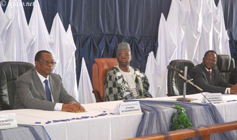 Burkina Faso: 1234 compétences au service de l'administration publique
