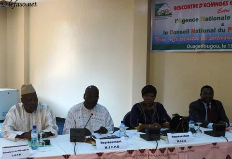 ANPE-Patronat burkinabè: Pour une inversion de la courbe du chômage
