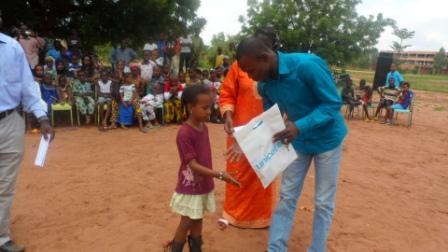 Scolaires refugiés maliens à Bobo-Dioulasso: 100% de réussite au CEP session 2013