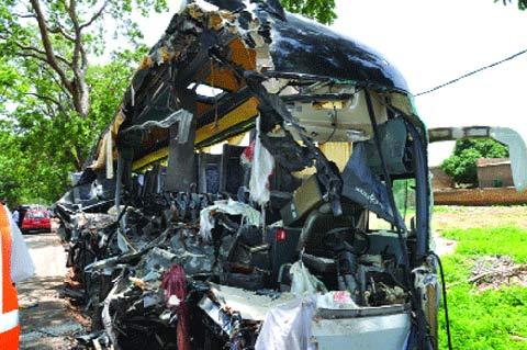 Accident sur l'axe Ouaga-Bobo: Dix morts et douze blessés graves