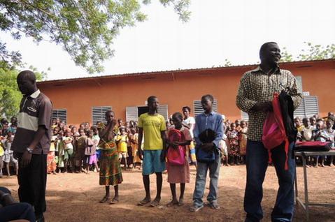 Rendements scolaires: L'excellence célébrée avec faste à Koin