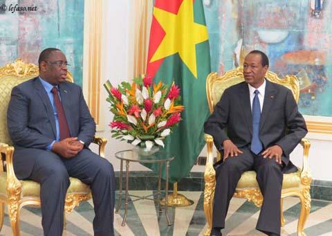 Macky Sall, Alassane Ouattara: Possibles médiateurs au Burkina?