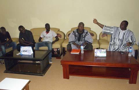 Arrêt des œuvres universitaires: La présidence de l'Université de Ouagadougou prise en otage