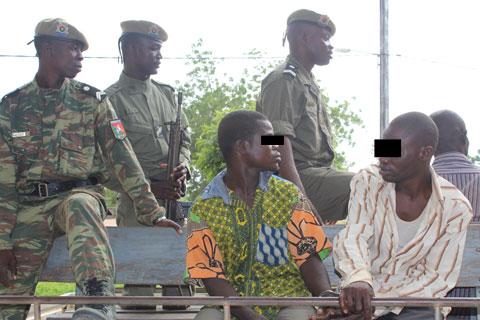 Attaque à main armée sur la nationale N°5: Bouda Harouna et Ouédraogo Arouna aux arrêts
