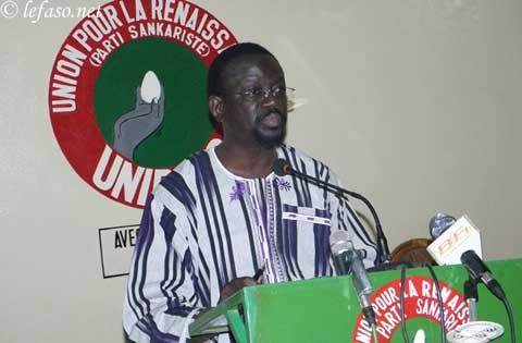 Education politique: L'UNIR/PS entend «formater le citoyen burkinabè»