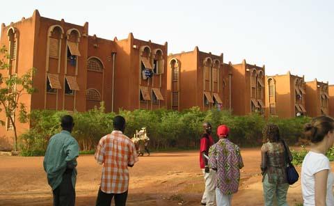 Fermeture des cités et restaurants universitaires: Des «mesures inhumaines», selon Ousséni Ouédraogo, délégué de la cité Kossodo