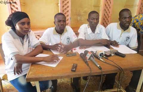 Arrêt des œuvres sociales universitaires à Ouagadougou: L'ANEB appelle à «une solidarité agissante»  en faveur des étudiants expulsés des cités