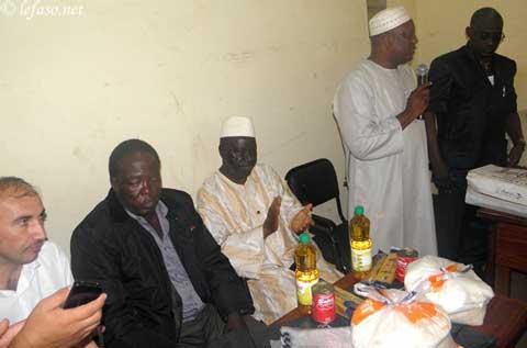 Ramadan à l'arrondissement 2 de Ouaga: Un geste qui tombe à propos