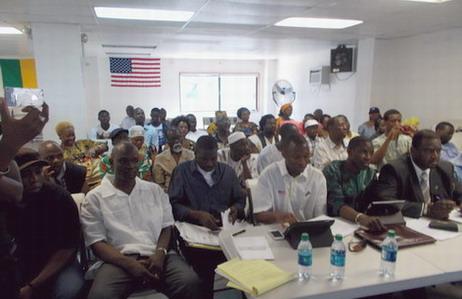 Elections: Le Burkinabè de l'étranger n'est pas différent de celui de l'intérieur
