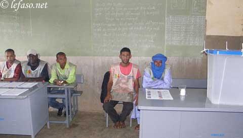 Vote des réfugiés maliens au Burkina: Zéro votant au bureau de vote N°8