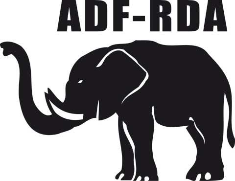 SENAT: L'ADF-RDA se félicite de la nouvelle attitude du président Compaoré