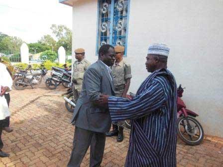 Commune de Bobo: Le Président du Conseil régional s'engage avec le maire