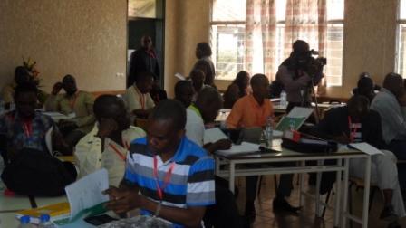Universités d'Eté du Cameroun: 34 acteurs formés sur la gouvernance des industries extractives