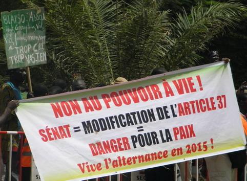 Opposition burkinabè: Il y aura quoi après Blaise?