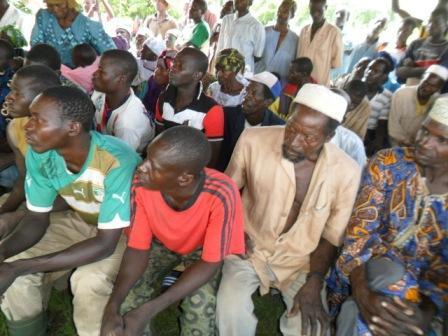 Village de Kounandia: Quand les 50 millions d'EBOMAF divisent la population