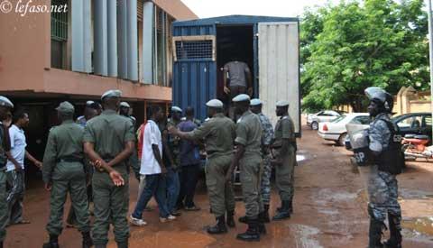 Procès des étudiants: La Chambre  correctionnelle du TGI de Ouagadougou se déclare incompétente