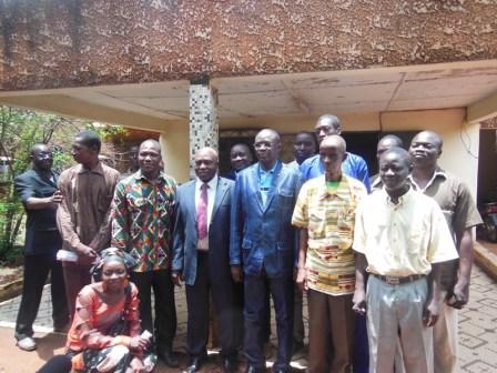Le Premier ministre Luc Adolphe Tiao à L'Express du Faso: «A sa création, peu de gens pariaient sur L'Express du Faso»