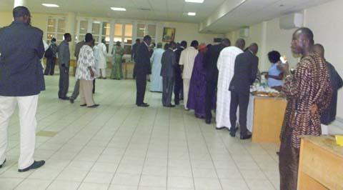 Réexamen du dossier Sénat par les membres du Comité de suivi: Le rapport attendu probablement pour le 30 août 2013