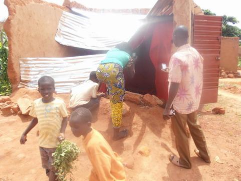 Bobo-Dioulasso: Retour à la «maison rouge de Sarfalao»