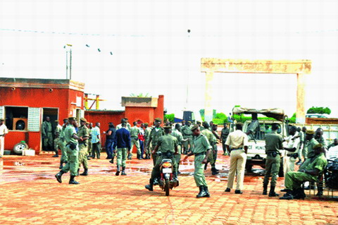 Police municipale de Ouagadougou: Un sit-in pour de meilleures conditions de vie et de travail