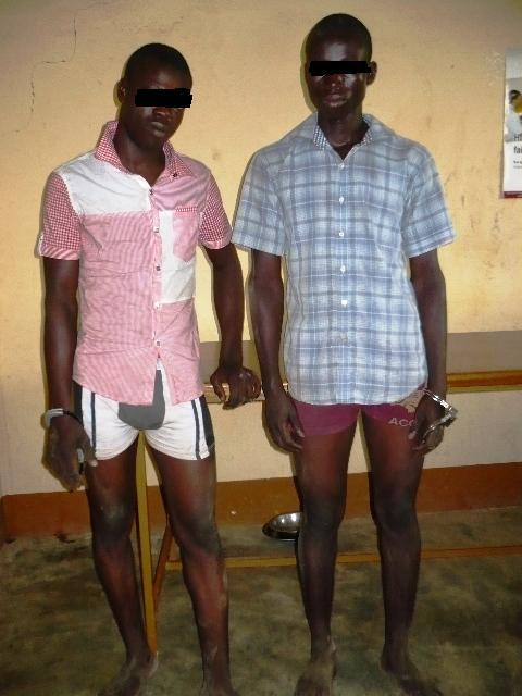 Zorgho: Deux jeunes cambrioleurs appréhendés par la police