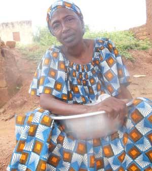 Non-loti de Koua: «40 ans après, nous continuons d'avoir peur de la pluie» dixit Awa Sidibé