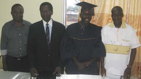 Floraison des établissements supérieurs privés au Burkina: Le diagnostic de Koudougou Kientoré