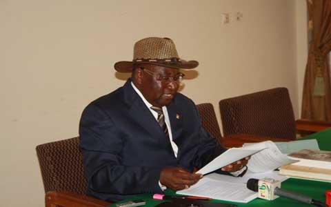 Commune de Kindi: Les maires du Burkina soutiennent Thomas Baguemzanré