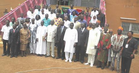 FIIJA 2013: La Jeunesse, la Foi, la Paix et le Développement au centre des échanges