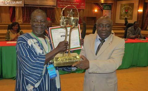 Excellence au secondaire: Le lycée Philippe Zinda Kaboré remporte le grand prix du Président du Faso