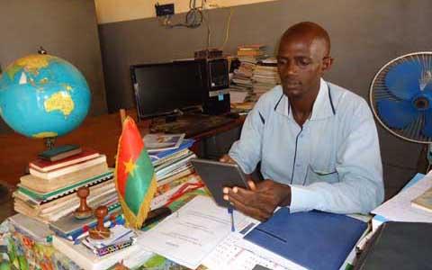 Jérôme Kaboré, Président de l'association nationale pour le bien-être des enseignants du primaire du Burkina Faso, ANEP: Améliorer impérativement la condition enseignante