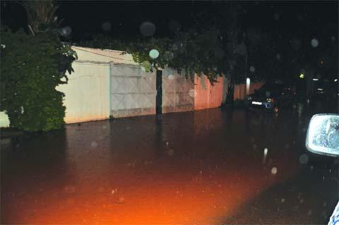 Pluie diluvienne à ouagadougou: Des maisons inondées à Pissy et à Gounghin