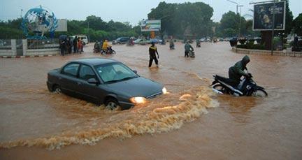 Inondations récurrentes au Burkina Faso: Comment les éviter?