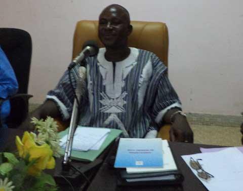 Pascal Zaïda, Secrétaire exécutif national du Mouvement Populaire des Jeunes (MPJ): Blaise Compaoré doit prendre ses responsabilités