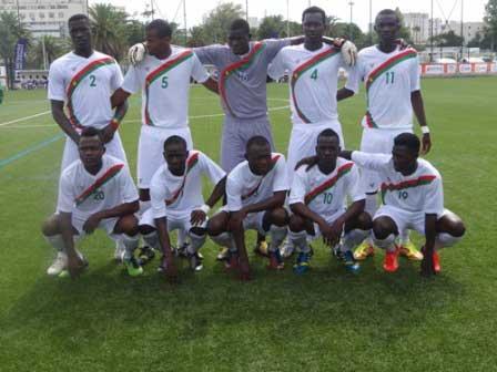Jeux de la Francophonie: Cyclisme et football La délégation burkinabè félicitée, les Etalons juniors s'écroulent