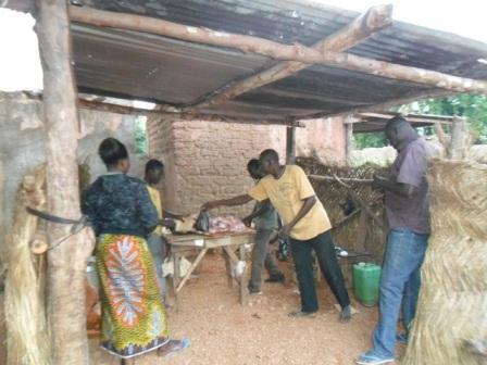 Abattage d'animaux: Bouchers s'en foutent d'abattoir à Dédougou