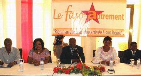 Ablassé Ouédraogo (Lefaso Autrement): «Le Burkina Faso peut avoir un Sénat un jour, peut-être dans dix, vingt ans, cinquante ans, mais pas de nos jours»