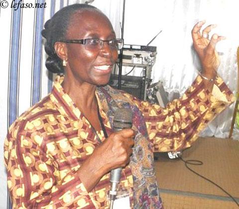 L'éducation à la paix, la grande passion du Dr Diénéba Doumbia