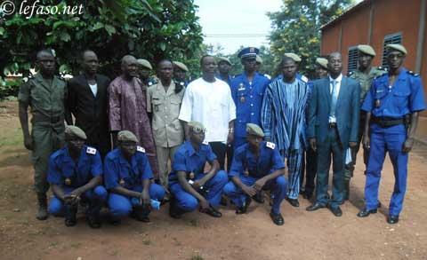 Propriété intellectuelle: Les futures gendarmes en atelier de formation et de sensibilisation