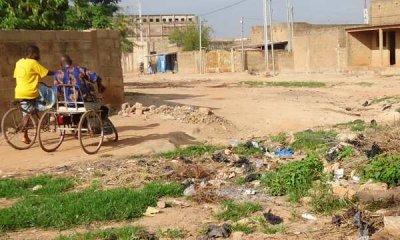 Voirie de Ouagadougou: un dépotoir pour les ménages?