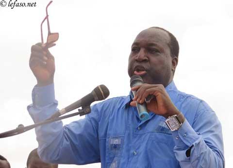 Opposition burkinabè: La contre-offensive du pouvoir