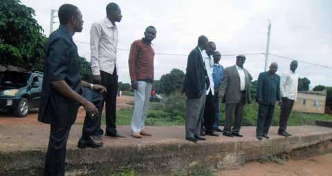 Sarfalao (Bobo Dioulasso): Le pont et les 15 millions de FCFA