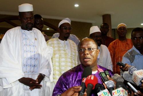 Mise en place du SENAT: Le soutien franc des musulmans du Burkina ...