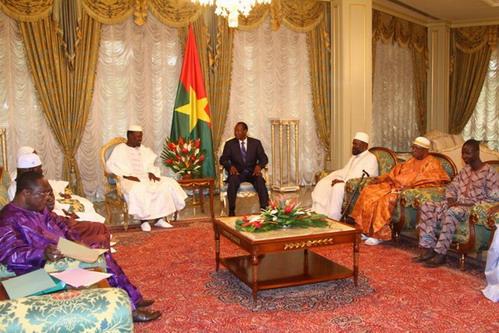 Sénat: L'AEEMB et le CERFI se démarquent des propos de Souleymane Compaoré