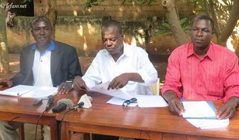 Mesures  gouvernementales sociales: la Ligue des consommateurs du Burkina section Kadiogo attend l'application effective…