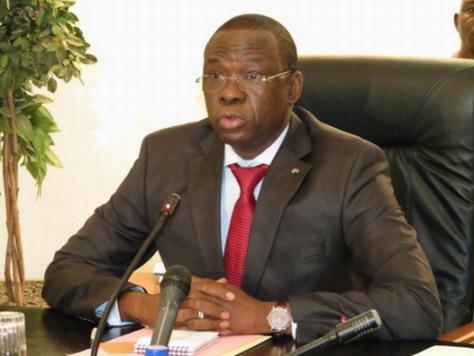 Beyon Luc Adolphe Tiao, premier ministre du Burkina Faso, «une démocratie qui marche bien» (1/2)