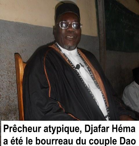 Sexe scandale à Bama: Le réquisitoire de Djafar Héma contre l'Imam Dao