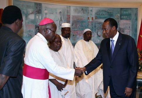 Dieu, Allah et les «coutumiers» appelés à rescousse du projet de Sénat au Burkina Faso.