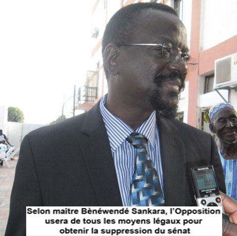 Lutte contre la mise en place du sénat: Le groupe ADJ appelle à la mutualisation des efforts